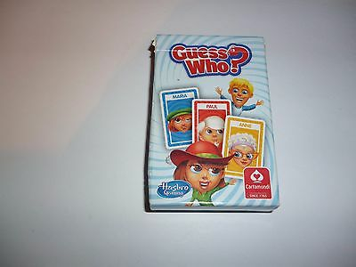 """""""Guess Who?""""  card game  trading card Set"""