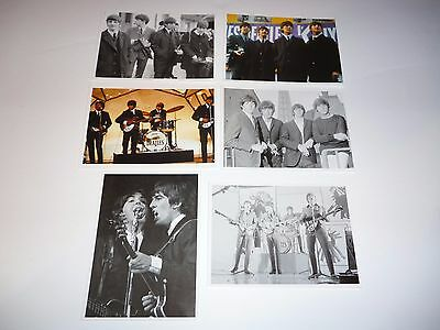 2004 The Beatles Postcards ... trading card Lot