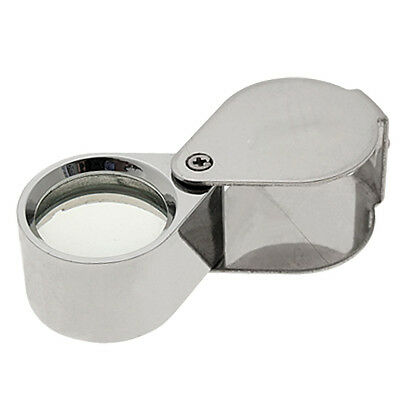Jewellers Jewelry Loupe Magnifier Eye Magnifying Glass 10x 21mm M6T3 13HE