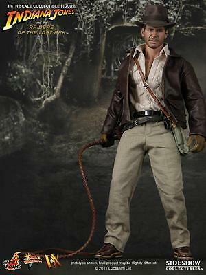 Hot Toys DX05 1/6 Raiders Of The Lost Ark Indiana Jones ROTLA Collection Figure
