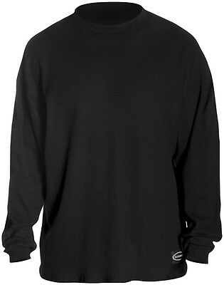 2014 Schampa Mens Causal Cold Weather Warm Fleece Lined Thermal Shirt