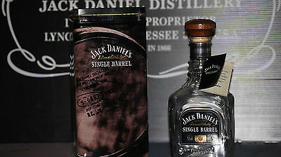 Jack Daniels Single Barrel 45 % 70Cl With Tin From Germany