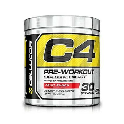 Cellucor C4 4th Gen Pre-Workout Energy 30/60 Servings   All Flavours   Free P&P