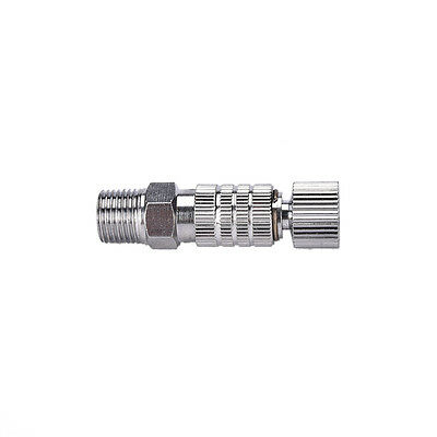 "1/8"" Airbrush Quick Disconnect Release Coupling Coupler Adapter Connecter Hose V"