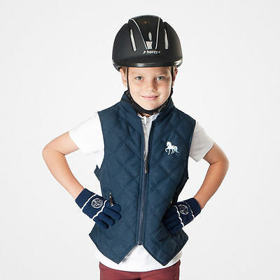 Horze Childrens Happy Go Lucky Quilted Vest | 146/152