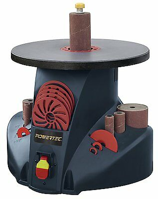 "POWERTEC OS1400 14"" Oscillating Spindle Sander"