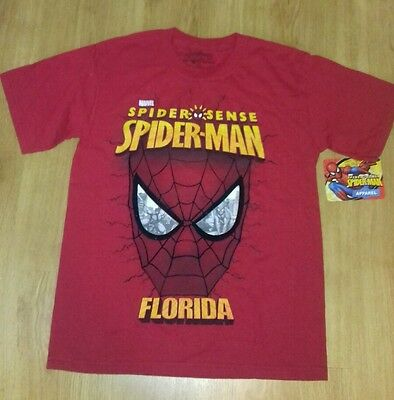 boys spiderman t shirt age 10-12 brand new with tags