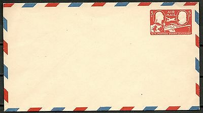 USA OLD POSTAL COVER 5c POSTAGE STAMP CENTENARY, UNUSED -CAG 041016