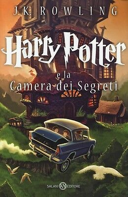 Harry Potter E La Camera Dei Segreti - 9788867155965 J. K. Rowling Salani