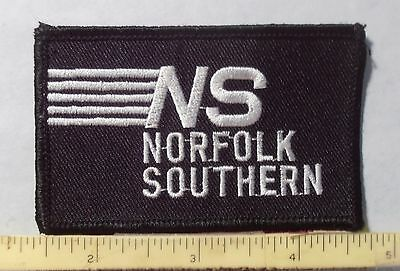 Patch ~ Ns ~ Norfolk Southern Railway ~ Virginia