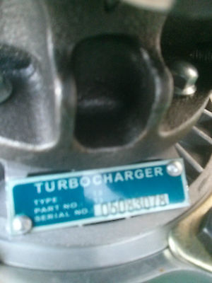 T3 Turbocharger New  Ford Mazda Nissan Tx3 Toyota