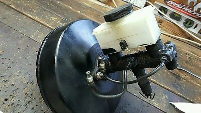 Rx7 fc brake master and booster