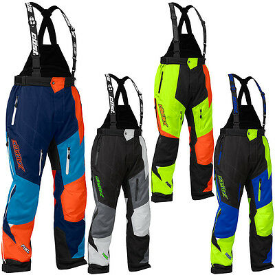 Castle X Fuel SE G6 Mens Snowmobile Winter Snow Skiing Sled Pants