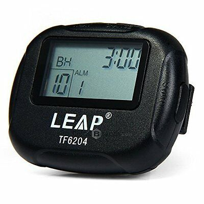 LEAP BOXING TIMER Gym Fitness Training Interval Timer Stopwatch Sports Crossfit
