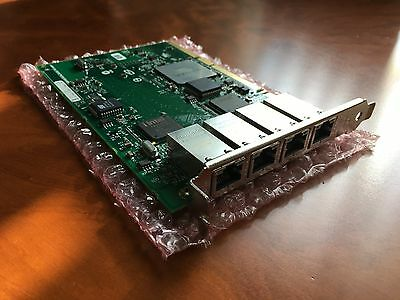 HP Intel QUAD PORT LAN PRO 1000MT PCI-X LAN Network Adapter AB545-60001