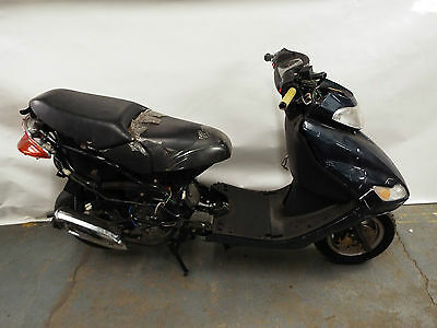 Siamoto Fv 150 - Scooter - Moped - Only Done 1.8 Miles! - Sold As Seen - No Res