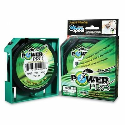Power Pro Braid 275m 300 yards - White Fishing Braid - CLOSING DOWN CLEARANCE!!