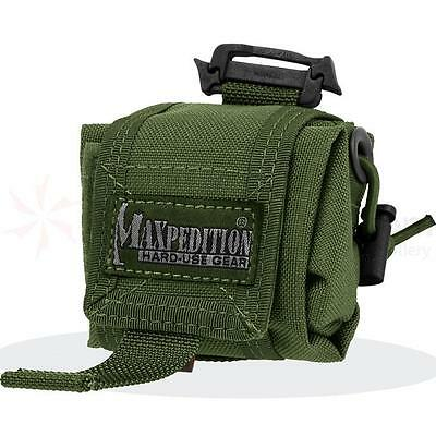 Maxpedition Rollypoly Rolly Poly Mini Small 0207G OD Green Dump Pouch