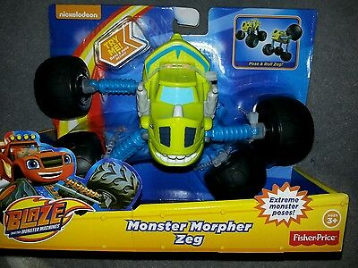 Fisher Price blaze and the monster machines