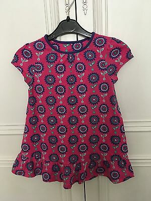 Mini Club at Boots Girls Pink T'shirt age 3-4 years