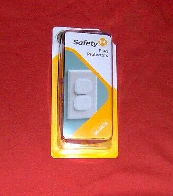 30 Plug Protectors by Safety 1st