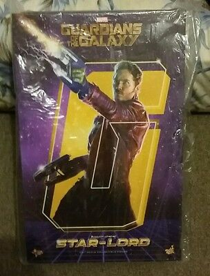 BRAND NEW 1/6 Scale Hot Toys GUARDIAN OF THE GALAXY STAR LORD Figure (IN STOCK)