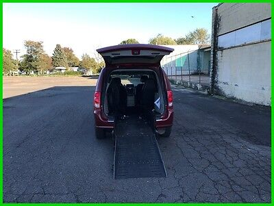 2011 Chrysler Town & Country Touring VAN WHEELCHAIR HANDICAP REAR ENTRY AMS CONVERSION2011 Touring Used 3.6L V6 24V