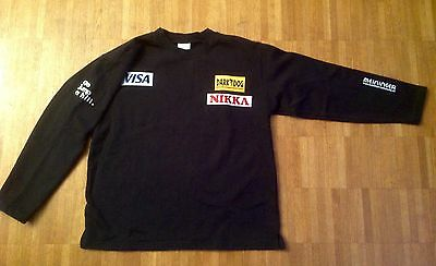 Meininger Jumping Suits Sweatshirt Finnair, Toyota, Dark Dog, Nikka, Visa, ...