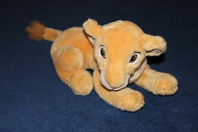 Very soft Lion King cuddly toy