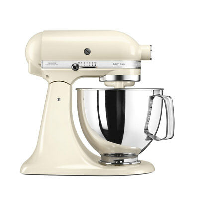 KitchenAid ARTISAN Küchenmaschine 5KSM125EAC Creme Factory Serviced 4,8L