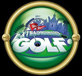 Extraordinary Crazy Golf x 2, Alton Towers. Open Dated RRP £10