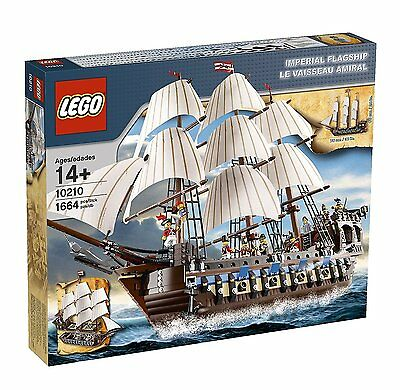 Lego 10210 Imperial Flagship. Nuovo In Scatola Originale.