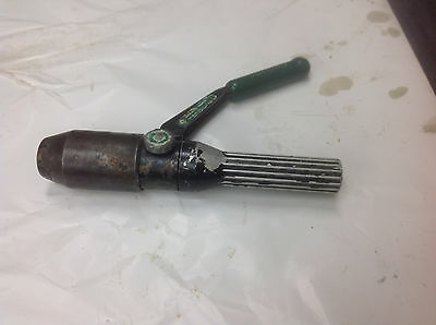 Greenlee 7804SB Quick Draw Hydraulic Punch Driver,  Working Tool lot#2