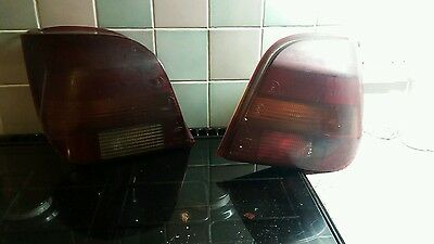 ford fiesta rear lights for a mk3 89-97