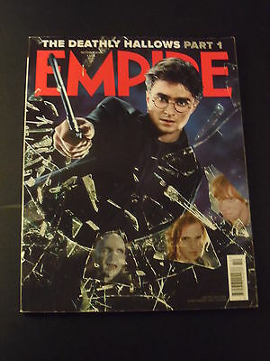 Empire Film Magazine October  2010  Issue No 256 - Limited Edition Cover