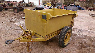 Jeep Willys MB Military Converto Airborne dump trailer 1944 beautiful condition