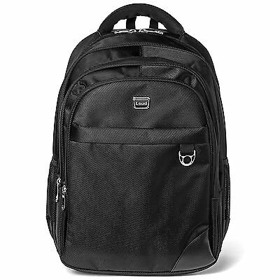 Loudpack - Smell Proof Backpack With Aluminum Lining and Odor Proof Design