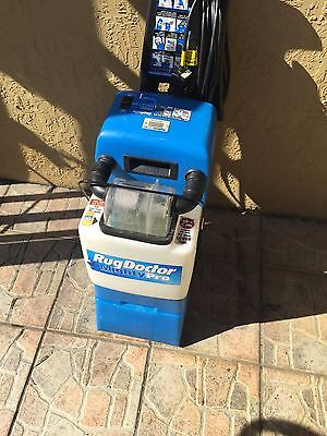 NICE RUG DOCTOR MIGHTY PRO CLEANER Ez 1 Mp C  w/ Hand Cleaning Attachment