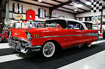 1957 Chevrolet Bel Air/150/210 Base Convertible 2-Door 1957 Chevrolet Bel Air Convertible 2-Door