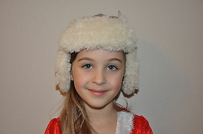 Sherpa-Lined Trapper Winter Snow Hat Baby Gap XS Small New