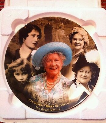 The Queen Mother - In Loving Memory Collector Plate