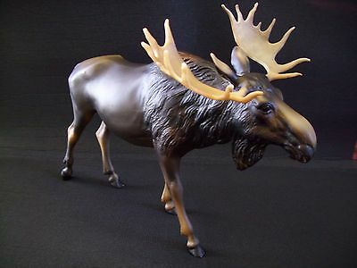 Large Bull Moose by Breyer Molding Co.