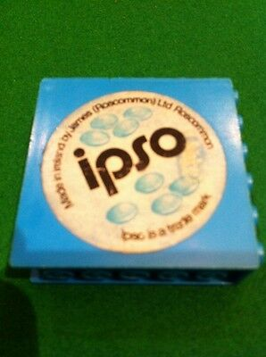 Vintage Sweet Wrapper Lego Compatible Very Rare Ipso Mints (James Roscommon)
