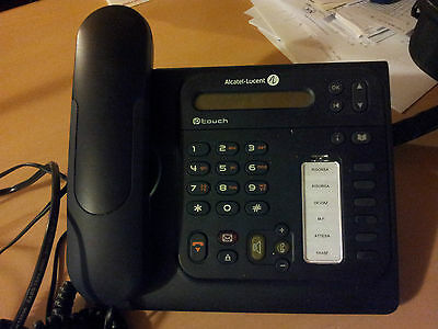 Alcatel-Lucent 4018 Ee Ip Touch Telefono Voip