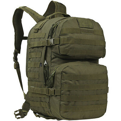Pentagon EOS MOLLE Backpack Tactical Hunting Hiking Bushcraft Travel Pack Olive