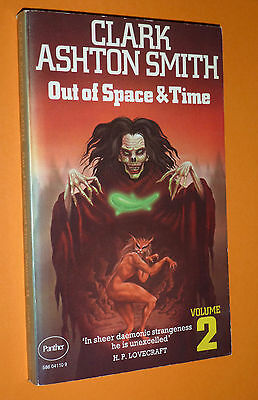 Vintage Panther -Clark Ashton Smith-Out Of Space And Time - Vol2 - Pulp