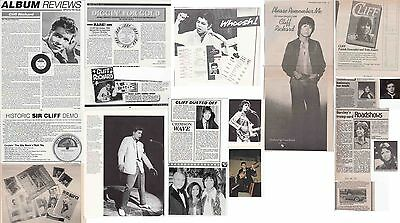 Cliff Richard : Cuttings Collection
