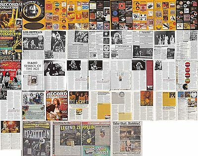 Led Zeppelin : Cuttings Collection