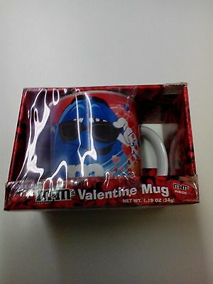 collectible M&M Figurine cups