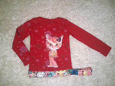 DESIGUAL girl top with long sleeves 6-7 y, BNWT RP3 45.95